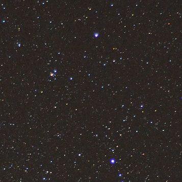 Ο Αστερισμός Της Λύρας Photo Credit: Scott Roy Atwood