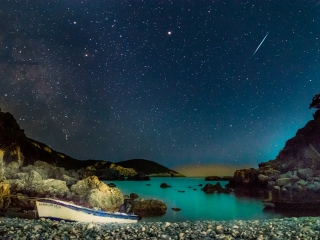 Photo Credit: Γιάννης Μακρής Κέρκυρα, Παραλία Λιμνή