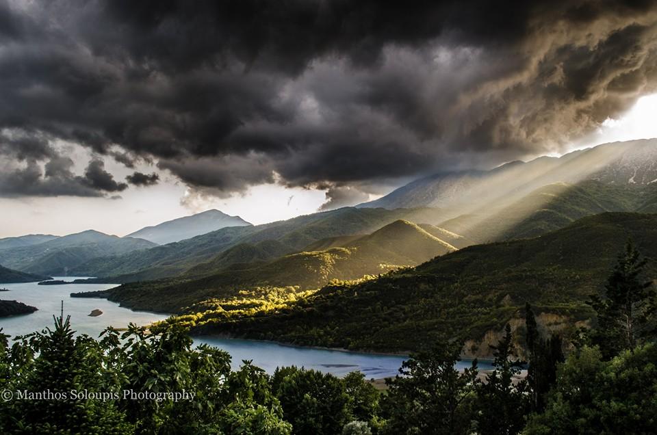 Photo Credit: Manthos Soloupis Λίμνη Πουρναρίου, Δίστρατο, Τζουμέρκα, Άρτα Facebook Page: https://www.facebook.com/manthossoloupisphotgraphy