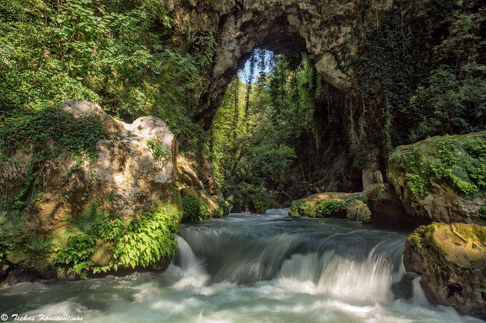 Photo Credit: Konstantinos Tsekas Λίθινο Ιωαννίνων, Ποταμός Θύαμις