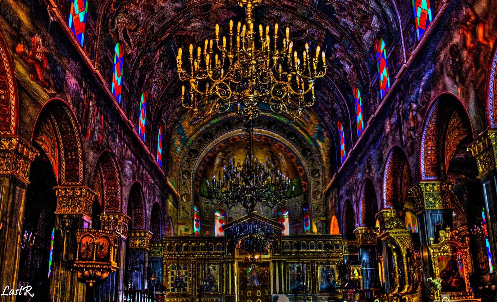 Ο Ναός του Αγίου Διονυσίου στην Ζάκυνθο. Photo Credit: Last Reflection