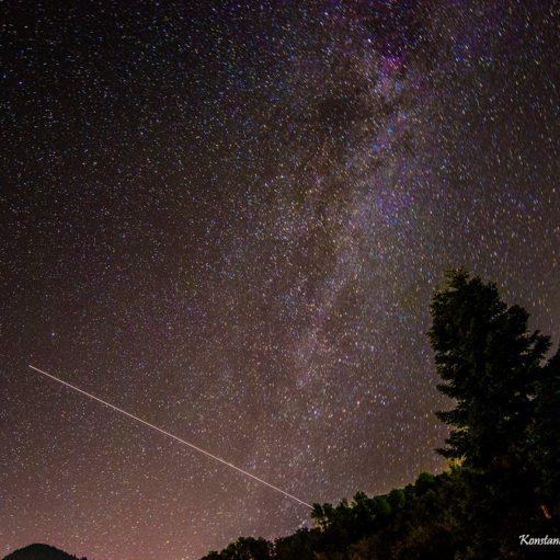 Δείτε Απόψε Τον Διεθνή Διαστημικό Σταθμό Στον Ουρανό