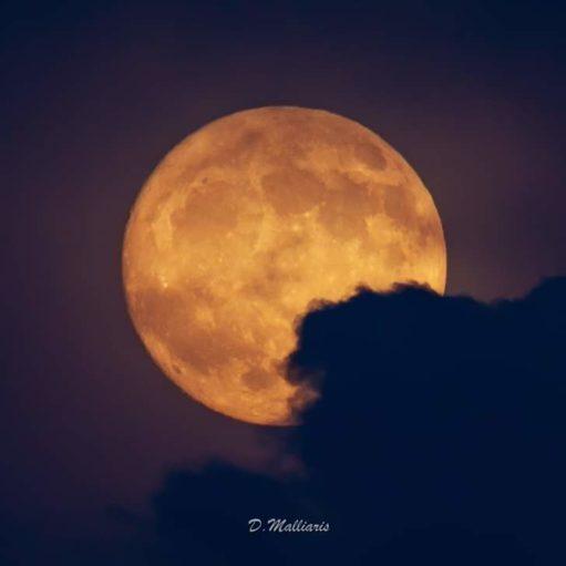 """Το Σούπερ """"Ματωμένο"""" Φεγγάρι του Μαΐου"""