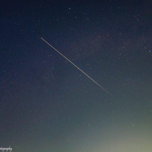 Δείτε Τον Διεθνή Διαστημικό Σταθμό Στον Ουρανό