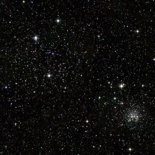 Άρης και Αστρικό Σμήνος Μ35