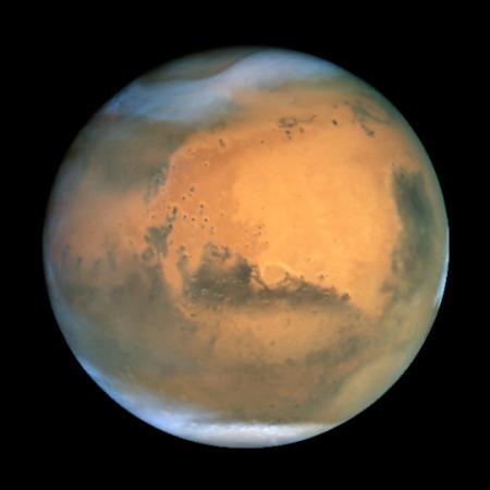 O Άρης Τον Οκτώβριο